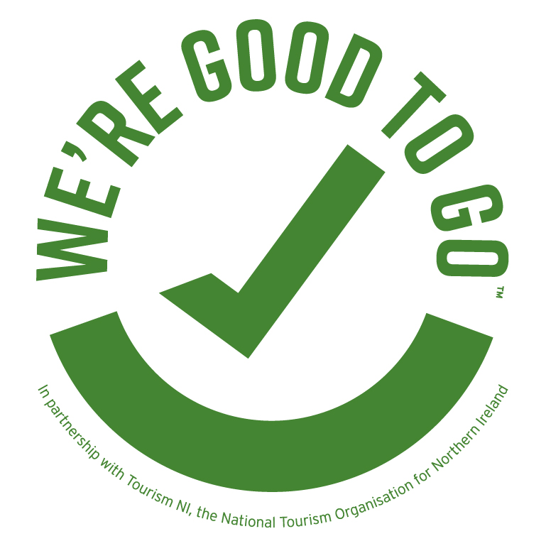 We're Good To Go - In Partnership with Tourism NI