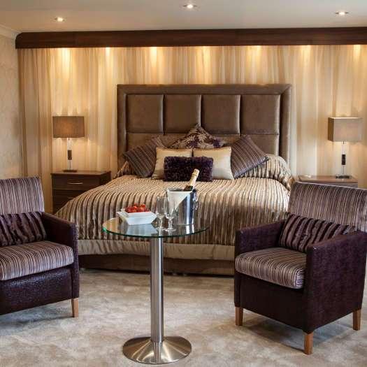 Lodge Hotel Coleraine Bridal Suite