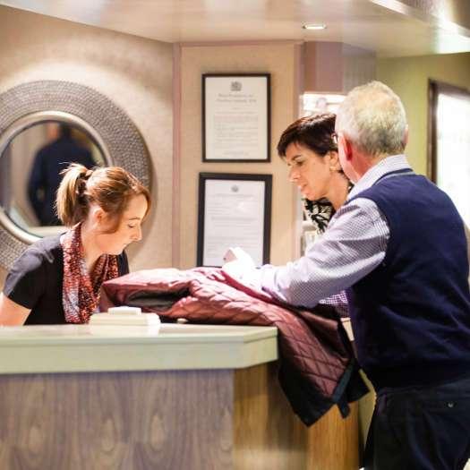 The Lodge Hotel Coleraine Reception