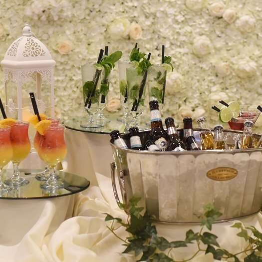 Cocktails and Beer Coleraine Wedding
