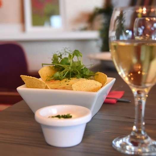 Dining in Coleraine Restaurant - Nachos