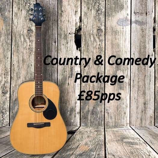 Country Comedy Package Coleraine