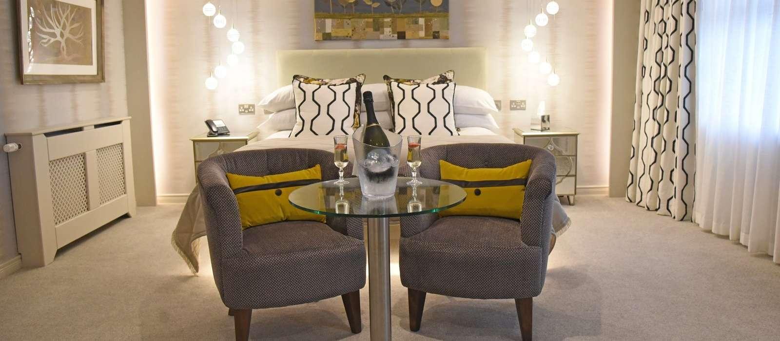 Luxury bridal Suite Northern Ireland