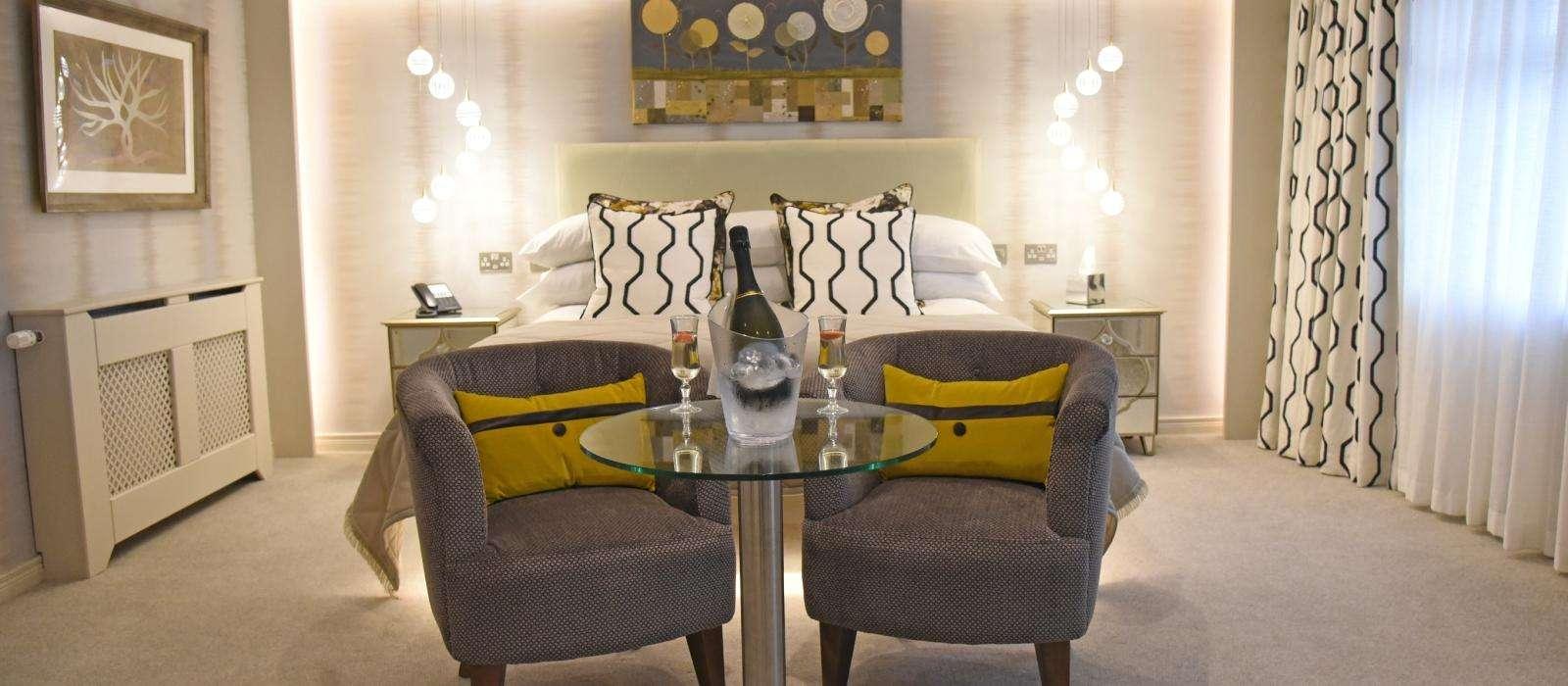 Bridal Suite Coleraine Lodge Hotel